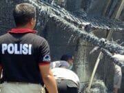 Polres Metro Tangerang Kota Lakukan Olah TKP di Pabrik Petasan