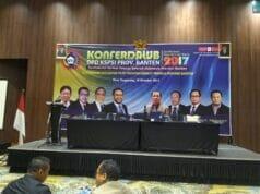 Dedi Sudrajat Terpilih Jadi Ketua KSPSI DPD Banten