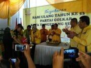 Tasyakuran Partai Golkar, Ketua DPD Kota Tangerang Selatan Santuni Anak Yatim Piatu