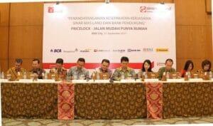 Sinar Mas Land Suguhkan Program Price Lock Didukungan Delapan Bank Sinar Mas Land Suguhkan Program Price Lock Didukungan Delapan Bank