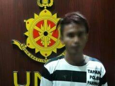 Pelaku Curanmor Diciduk Polisi di Panongan