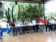 Wali Kota Tangerang Lepas Atlet FORMI ke Kalimantan Tengah