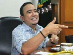 Asep Rahmatullah Resmi Jadi Ketua DPD PDI Perjuangan Provinsi Banten