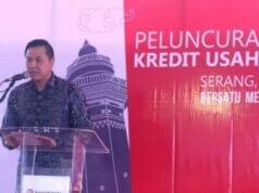 Bank Banten Luncurkan Produk UMKM Kredit Usaha Bangun Banten