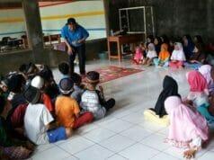 Kepala SMPN 14 Kota Tangerang : Mendongeng Bisa Menghidupkan Program Literasi