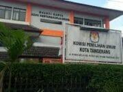 Pilkada 2018, KPU Kota Tangerang Butuh 28.277 Tenaga Ad hoc