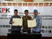 Pemprov Banten MoU Aplikasi Smart City dengan Pemkot Bandung