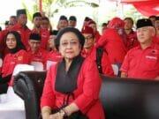 Megawati Soekarno Putri Lantik Pengurus DPD PDI Perjuangan Banten