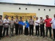 Polres Metro Tangerang Kota Gencar Bedah Rumah Warga Kurang Mampu