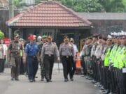 Polres Metro Tangerang Kota Gelar Persiapan Bencana Banjir