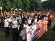 KPU Kota Tangerang Luncurkan Gerakan Saya Mencoblos Pilkada 2018