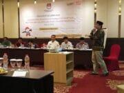 KPU Kota Tangerang Selenggarakan FGD Pemutakhiran Data Pemilih