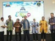 Wahidin Halim Buka Banten Expo 2017 di ICE BSD City