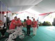 Peringati HKN, Wali Kota Tangerang Resmikan Cereb Room
