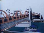 Jembatan Eksotis Telan Dana Rp33 Miliar Jadi Identitas Kota Tangerang
