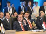 Presiden Jokowi Minta ASEAN-Korsel Saling Jaga Keterbukaan Ekonomi Menguntungkan