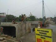 Musim Hujan Tiba, Pemkot Tangerang Konsentrasi Bangun Turap