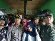 Polisi Sidak Pasar Anyar, Penimbun Akan Ditindak Tegas