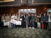 Inilah kedelapan Tim Pemenang Sinar Mas Land Young Architect Competition 2017