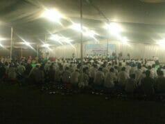 Kapolsek Karawaci Meriahkan Peringatan Maulid Nabi Muhammad SAW