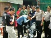 Rasa Haru dan Gembira Selimuti Perasaan Korban Curanmor, Saat Polisi Kota Tangerang Kembalikan Motornya
