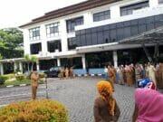 Menjelang Libur Natal dan Tahun Baru, Gubernur Banten Cek Etos Kerja PNS
