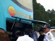 Disub Gelar Razia, Sejumlah Angkutan Umum di Kota Tangerang Tak Layak Jalan Jelang Libur Natal