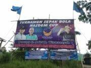 Ayo Kunjungi dan Ramaikan Final Sepak Bola Nasdem Cup di Lapangan Bunga Mekar Kunciran