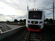 Cerita Penumpang Saat Menaiki Kereta Bandara Soetta Pelayanan Perdana