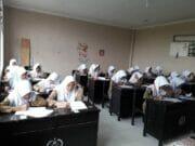 Ketatnya Ujian di Pondok Pesantren Daarul Ishlah, Tanamkan Kejujuran Bagi Santri