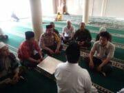 Jadi Muallaf, Tiga Pilar Batuceper Jadi Saksi Pembacaan Dua Kalimat Syahadat
