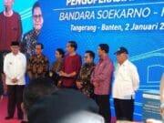 Gubernur Banten Apresiasi Peresmian Kereta Bandara Soekarno Hatta