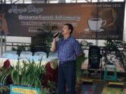 Perkuat Sinergitas, Camat Jatiuwung Ajak Ngopi Bareng Bersama Masyarakat