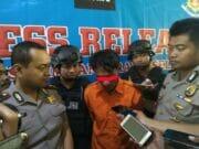 Pencuri Tali Pocong di Ciputat Dibekuk Polisi Tangerang Selatan