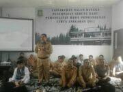 Kapolsek Batuceper Dampingi Wali Kota Tangerang Meresmikan Gedung Baru Sekolah