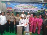Kapolres Metro Tangerang Kota Launching Bedah Rumah Marbot Masjid di Neglasari