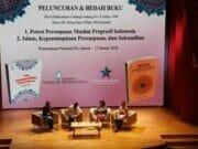 Neng Dara Affiah Luncurkan Dua Buku Tentang Gerakan Perempuan di Indonesia