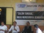 Jazuli Abdillah: Kotak Kosong Adalah Fenomena Anomali Pilkada di Indonesia