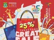 Pemkot Tangerang Akan Gelar Tangerang Great Sale