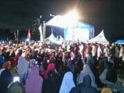 Habib Bahar Ali bin Smith Meriahkan Maulid Nabi Muhammad SAW di Desa Panunggangan Barat