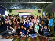 """Gebyar Ciparasi Membaca"", Upaya Mengembalikan Predikat Desa Pendidikan"