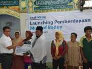 PLN Banten Garap Pemberdayaan Mualaf Baduy