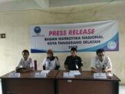 BNN Kota Tangerang Selatan Rehabilitasi 18 Pelajar