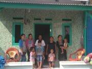 Dapat Bantuan Program Bedah Rumah dari Polres Metro Tangerang Kota, Begini Ungkapan Isi Hati Marbot Masjid