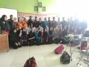 PPK Larangan Gelar Sosialisasi Pilwalkot Tangerang di Depan Pelajar