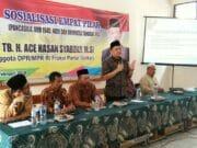 TB. H. Ace Hasan Syadzily, M. Si; Kuatkan Pilar Kebangsaan Pada Era Informasi