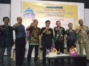 Sosialisasi Gernas Baku di Rumah Dunia Dihadiri Pegiat Literasi Banten