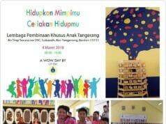 Menggali Energi Positif dan Potensi Anak Binaan LPKA Tangerang