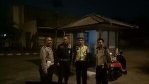 Tingkatkan Keamanan, Polsek Batuceper Gelar Patroli Biru Tingkatkan Keamanan, Polsek Batuceper Gelar Patroli Biru