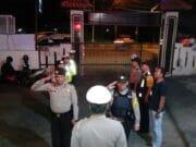 Tingkatkan Keamanan, Polsek Batuceper Gelar Patroli Biru
